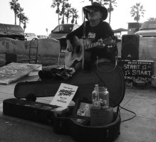 Peter Demian – Street Smart – Venice Boardwalk