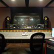 Control Room at Abbey Road Institute Frankfurt
