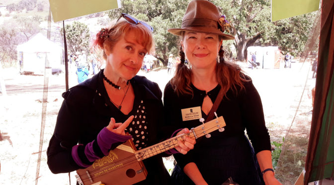 Paula Montondo & Rebecca Stout