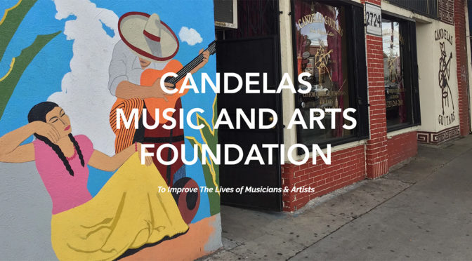 Candelas Music and Arts Foundation - Radio Venice