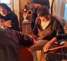 Cesar Mateus, Bryan Meyers, Loretta Zarlenga – Radio Venice #15