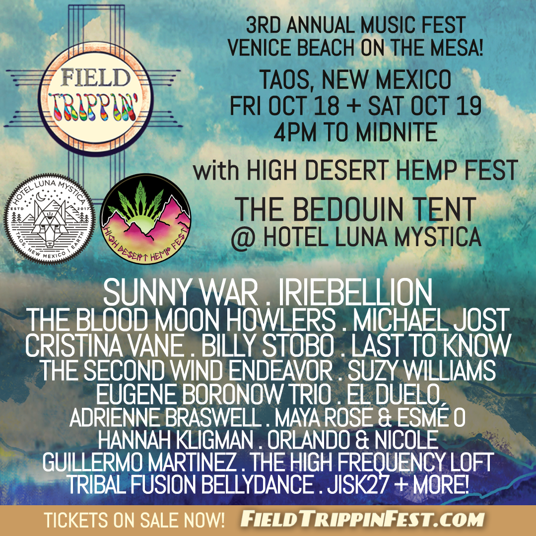 Field Trippin Fest - Radio Venice