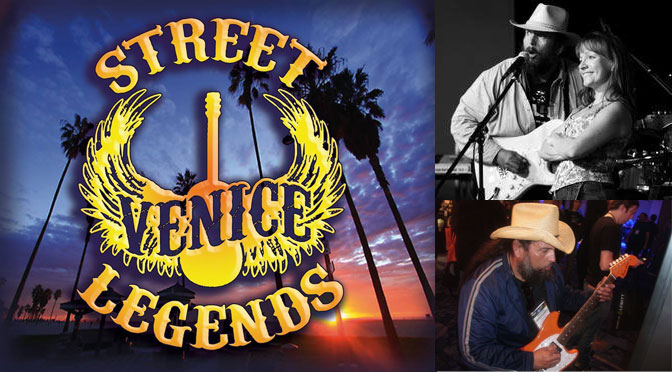 Greg Cruz - Venice Street Legends - Radio Venice