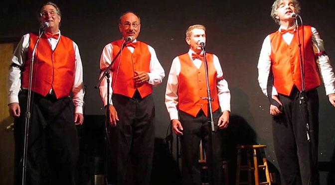 Harmony Smashup Barbershop Quartet
