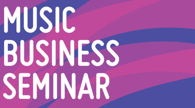Music Business Seminar