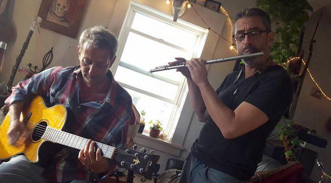 Matt DeMerritt and Vinnie Caggiano - Radio Venice