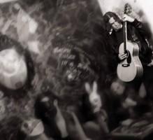 Phil Pieters Smith – Photo by Jarek Klocinsky – Radio Venice