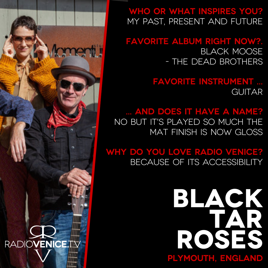 Q+A with Black Tar Roses