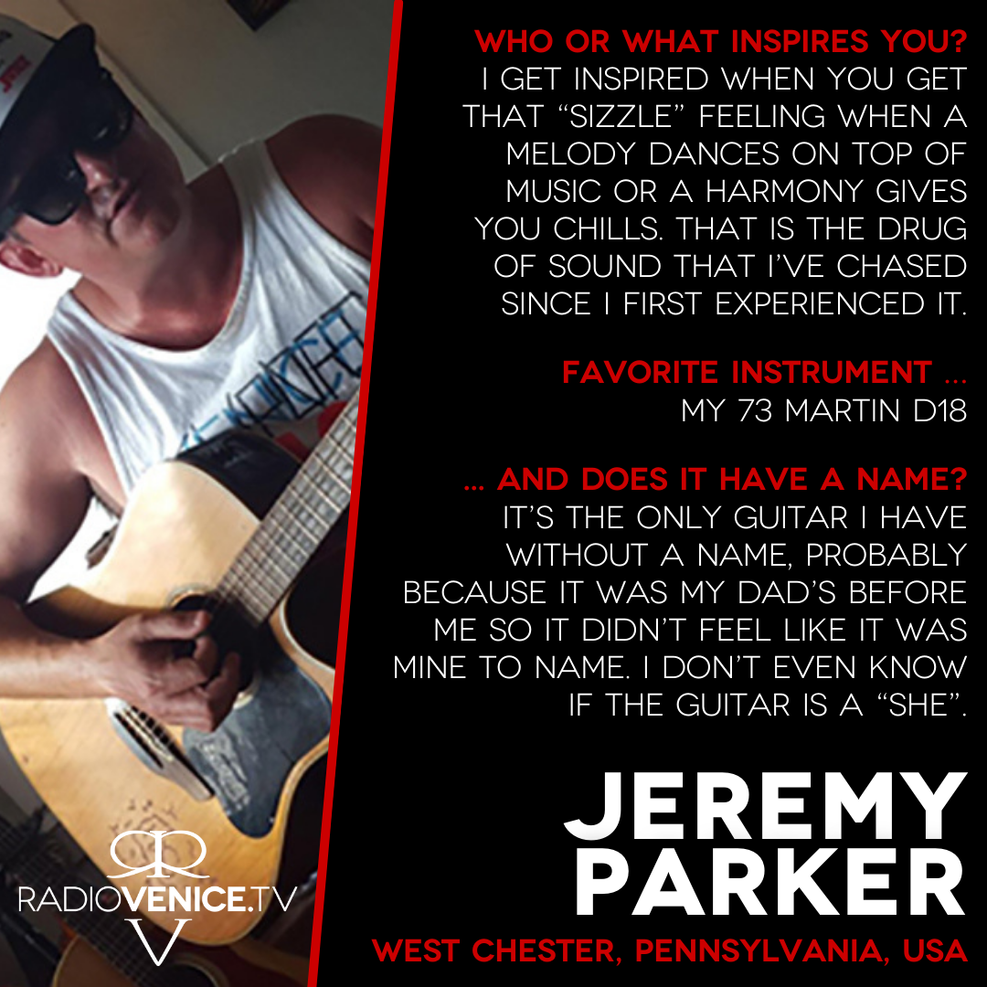 Q+A with Jeremy Parker and Radio Venice