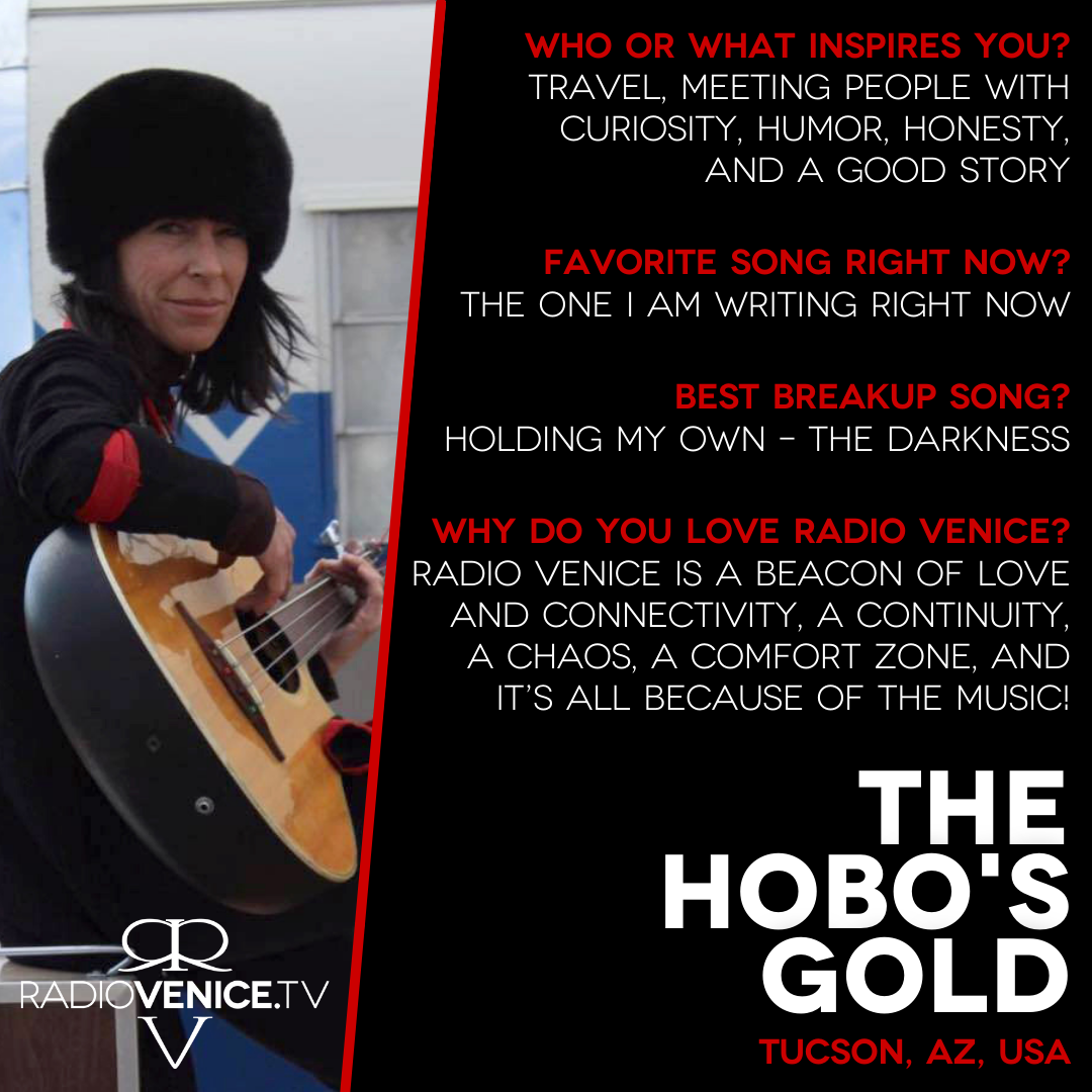 Q+A with The Hobos Gold and Radio Venice