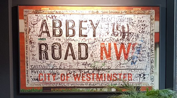 Radio Venice live from Abbey Road Institute Frankfurt