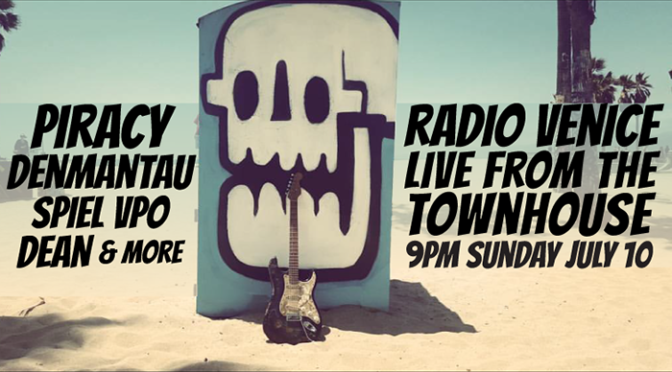 9PM LIVE SHOW: Radio Venice live from The Townhouse S03.E10