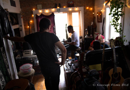 Radio Venice – Photo by Karen Criswell