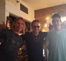 Reinhold Schwarzwald, Michael Jost and Reinhold Bogner – Radio Venice