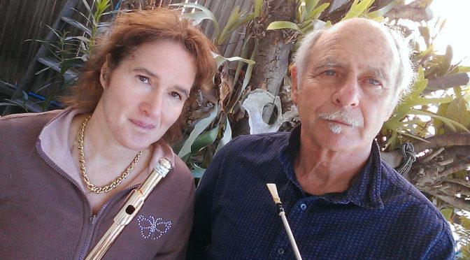 Maurizia Dalla Volta and Ron Grun - Radio Venice