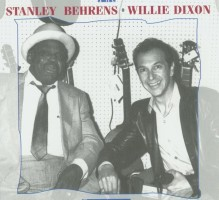 Stanley Behrens with Willie Dixon