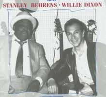 Stanley Behrens with Willie Dixon