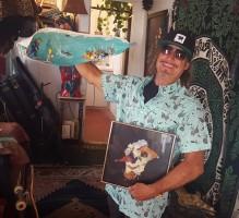 Tonan and his artwork Radio Venice S03.E01
