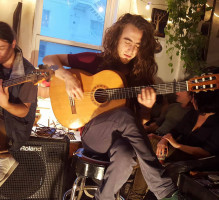 Vorpium Unplugged – Hailey Demian and Milo Gonzalez – Radio Venice #14 copy