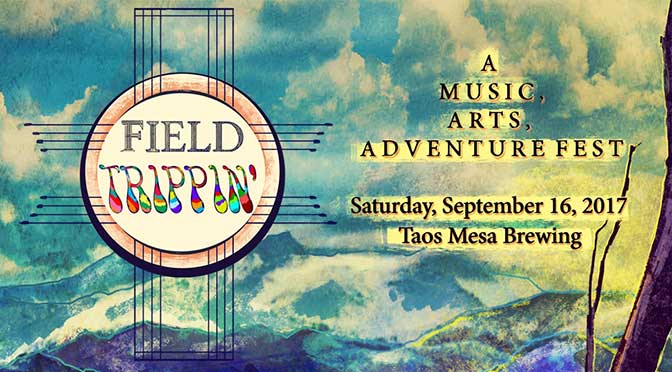 Field Trippin' – a music arts adventure fest