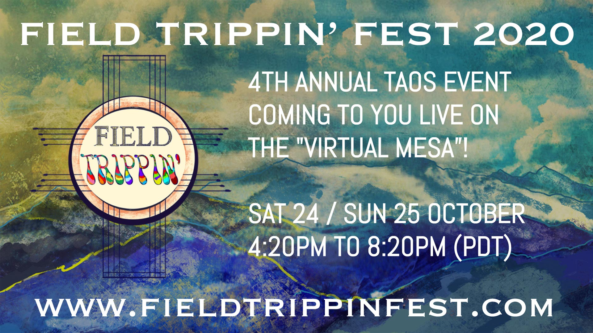 Radio Venice at Field Trippin' Fest 2020