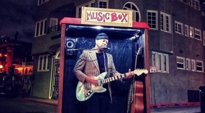 Music Box Micro Stage