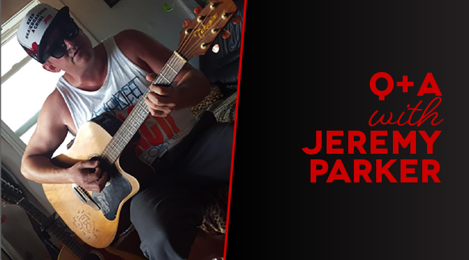 with Jeremy Parker
