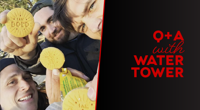 Q+A with Water Tower - Radio Venice