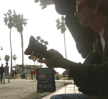 Vinnie Caggiano – Venice Boardwalk